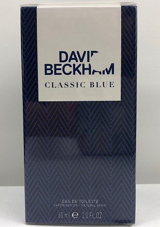 David Beckham CLASSIC BLUE 60ML