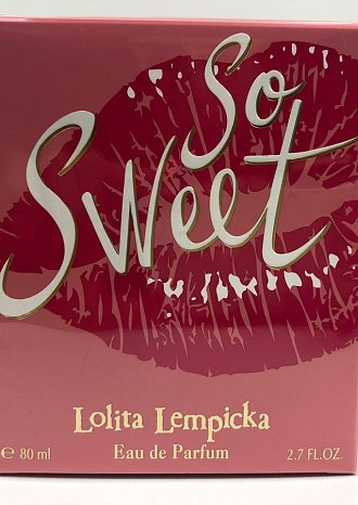Lolita Lempicka SO SWEET 80ML