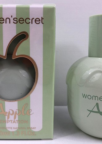 Women's secret APPLE REMPTATION 40ML