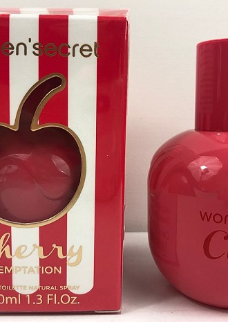 Women's secret CHERRY TEMPTATION 40ML