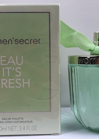 Women's secret EAU IT'S FRESH 100ML